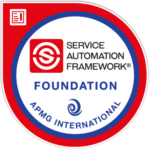 Service Automation Foundation Badge