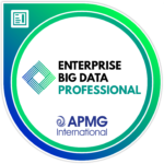 Enterprise Big Data Professional Badge