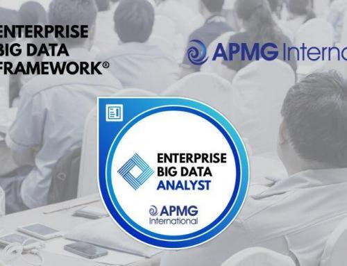 Enterprise Big Data Analyst Launch Event APMG-International