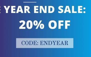 Year End Promotion Cybiant