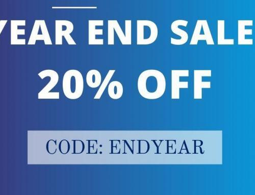 Year End Promotion – 20% Off All Training Courses