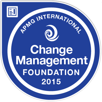 Organizational Change Management Foundation Badge