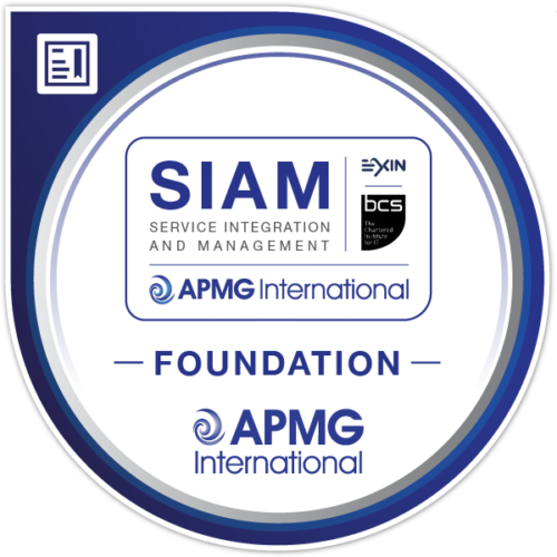 SIAM Foundation Badge