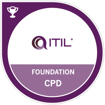 ITIL 4 Foundation Badge