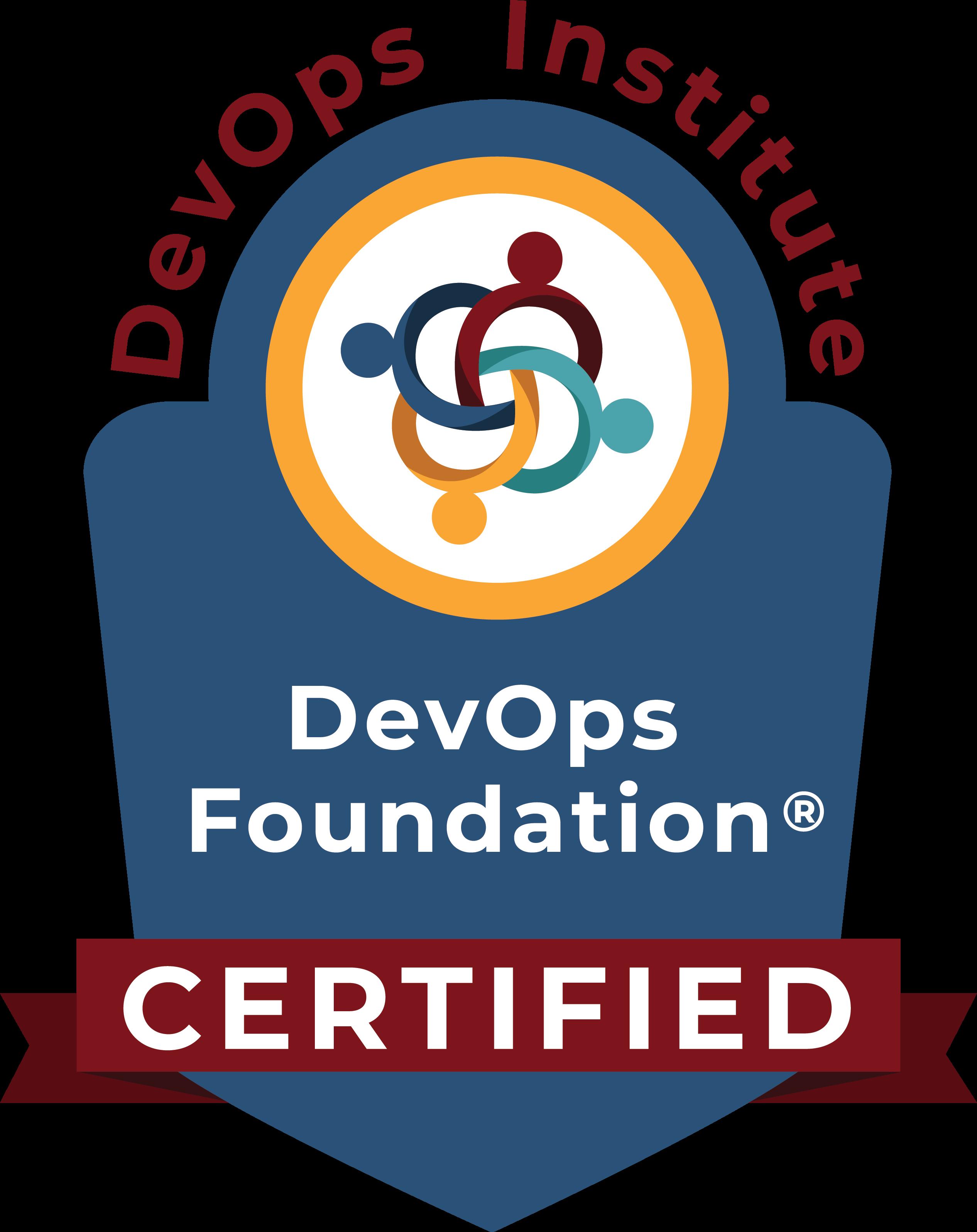 DevOps Foundation | DevOps Foundation Course | DevOps Foundation Badge
